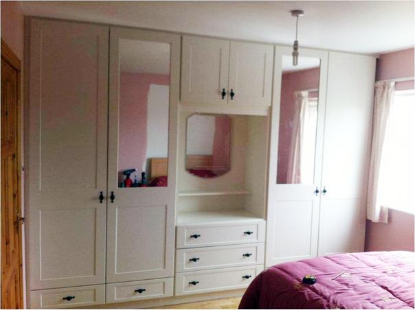 Ivory-PVC-wardrobe-with-dressing-table-Ballyhaunis-Co.Mayo-Ireland-001