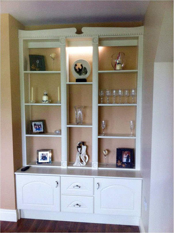 Ivory-painted-MDF-kitchen-with-walnut-trim-and-sitting-room-units-Ballyhaunis-Co.Mayo-Ireland-009