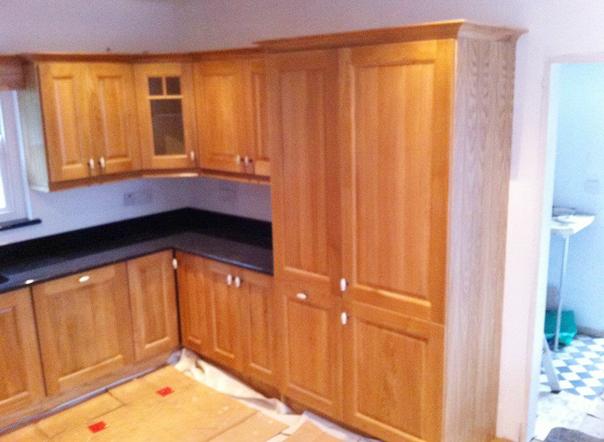 Solid-oak-kitchen-with-granite-worktops-and-oak-walk-in-wardrobe-Toreen-Co.Mayo-Ireland-002